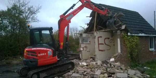 ground works demolition